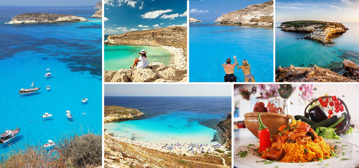 Lampedusa appartamenti caitur viaggi for Case lampedusa